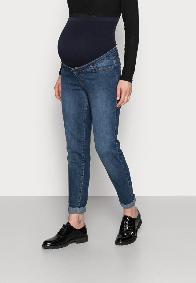 BOBBY SEAMLESS - Jeans Tapered Fit - denim