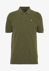 Scotch & Soda - CLASSIC GARMENT DYED  - Poloshirt - army - 4