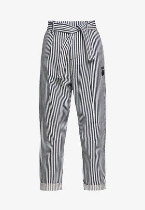 HIGH WAIST PANTS STRIPE - Trousers - kit