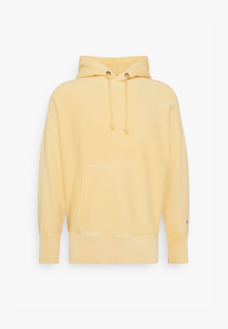 Champion Reverse Weave - HOODED - Hoodie - light yellow