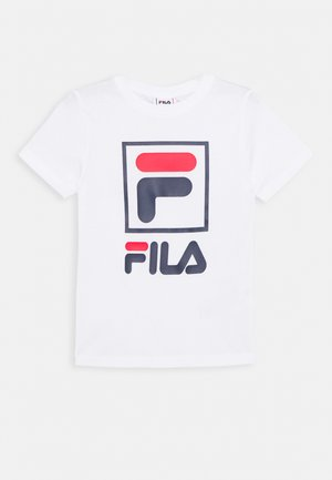 TOAM - Print T-shirt - bright white