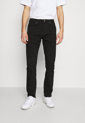 TAPERED - Jeans Tapered Fit - black denim