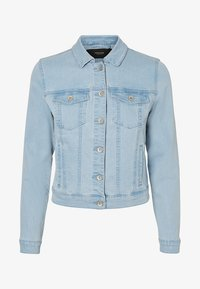 light-blue denim