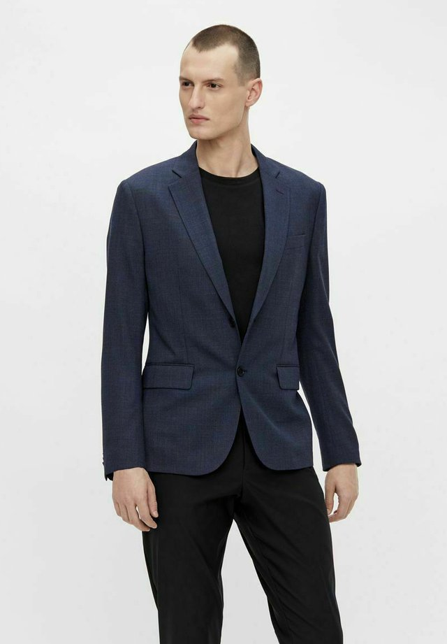 HOPPER NATTE STRETCH - Blazer - universe blue