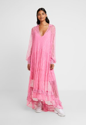 DESIRE - Maxi dress - bubblegum