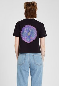 Volcom - CORAL MORPH S/S - Print T-shirt - black - 2
