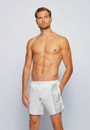 ICEFISH - Swimming shorts - white