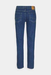 Jack & Jones - JJIMIKE JJORIGINAL - Straight leg jeans - blue denim - 7