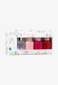 Essie - BRIDE SET TEAM BRIDE - Nail set - 15 sugar daddy/ 30 bachelorette bash/ 59 aperitif - 0