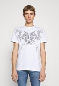 John Richmond - BESKADA - Print T-shirt - white - 0