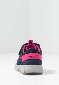 Superfit - SPORT MINI - Tenisky - blau/rosa - 3