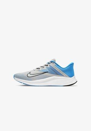 QUEST 3 - Zapatillas de running neutras - grey fog photo blue particle grey dark smoke grey