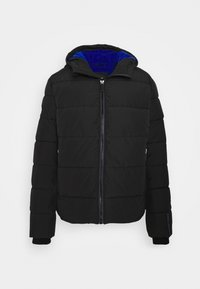 Superdry - SPORTS PUFFER - Winter jacket - black - 6