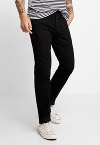 Levi's® - 501® '93 STRAIGHT - Jeansy Straight Leg - black punk - 0