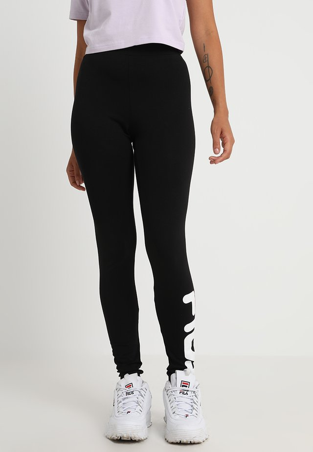 FLEX - Legginsy - black