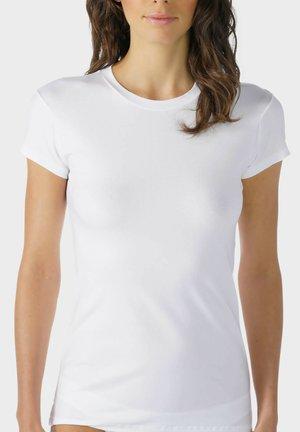 T-SHIRT SERIE COTTON PURE - Undershirt - weiss