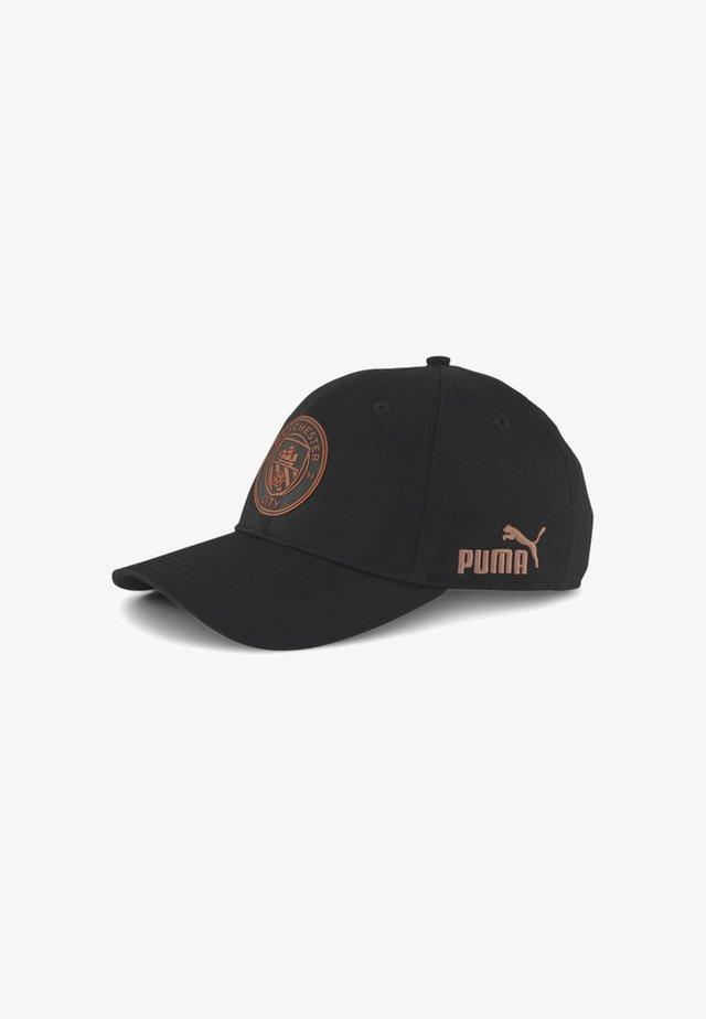 CITY  - Cap -  black-copper