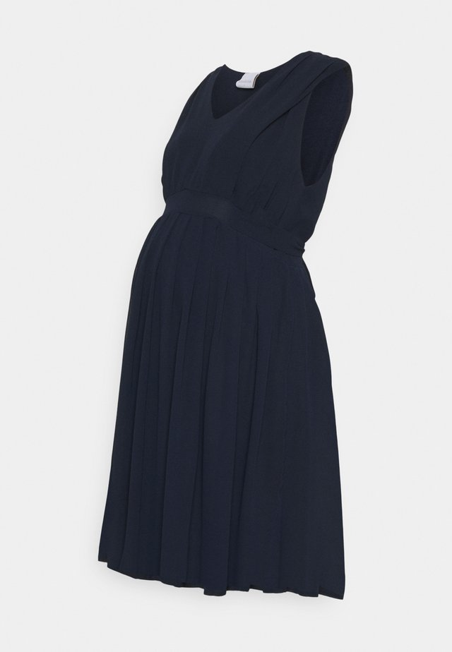 MLGARBO MARY DRESS  - Korte jurk - navy blazer