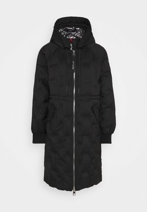 OUTERWEAR - Winter coat - black