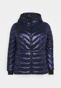 MICHAEL Michael Kors - ZIP FRONT - Winter jacket - true navy - 0