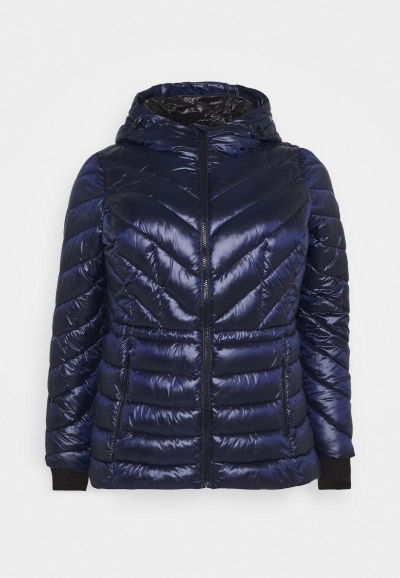 MICHAEL Michael Kors - ZIP FRONT - Winter jacket - true navy