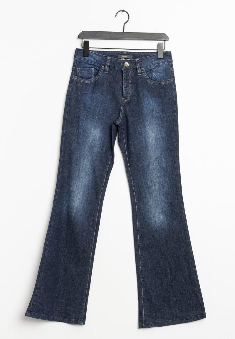 Esprit - Široké džíny - blue