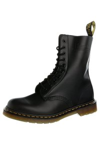 Dr. Martens - ORIGINALS 1490 10 EYE BOOT - Veterlaarzen - black - 0