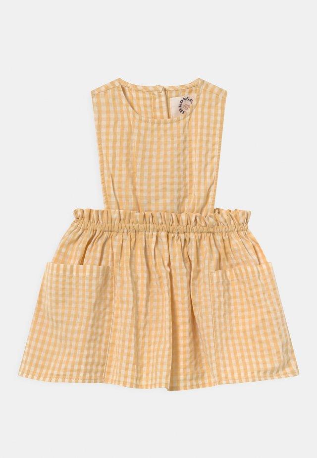 ACACIA SPENCER - Korte jurk - yellow