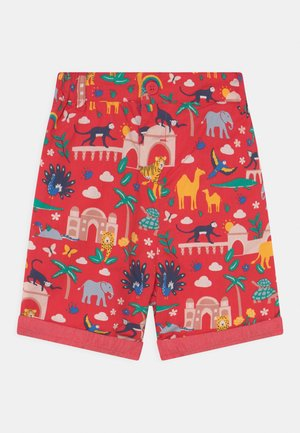 RALPH REVERSIBLE - Shorts - true red india