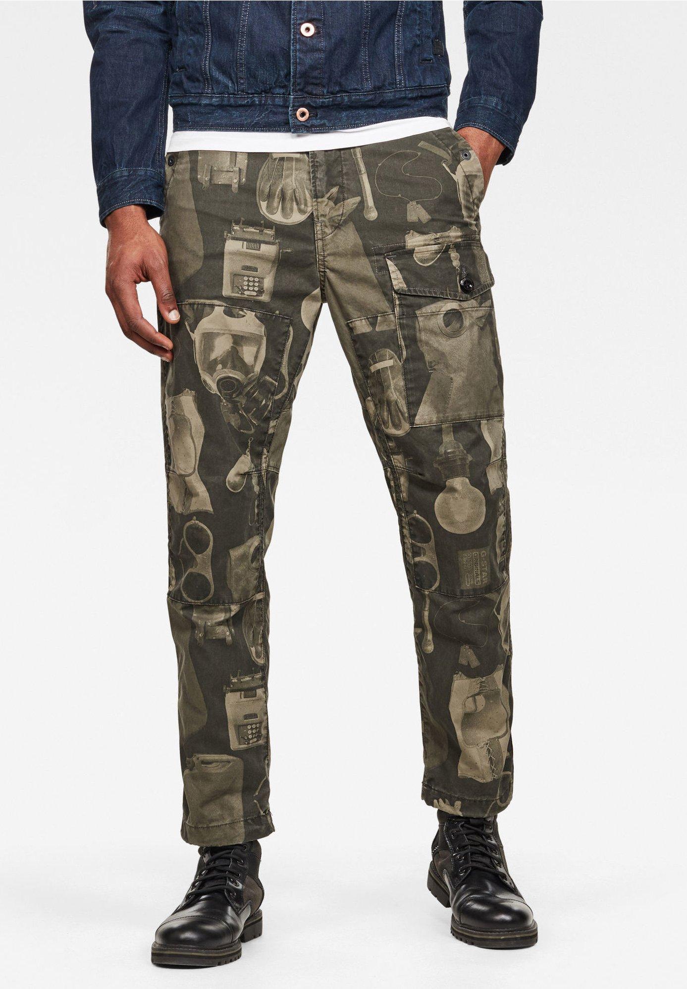 Homme TORRICK  - Pantalon cargo