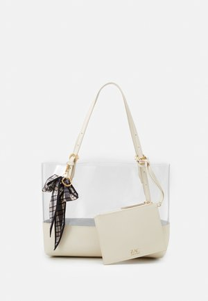 POSEN TOTE SET - Shopping bag - swan