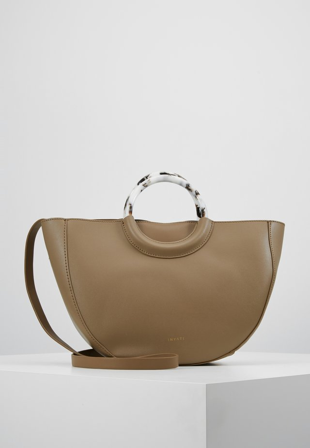 GEORGIA SET - Handbag - khaki