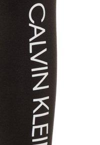Calvin Klein Jeans - INSTITUTIONAL - Legíny - black - 2