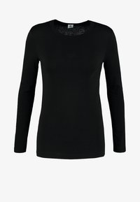 Petit Bateau - Long sleeved top - noir - 4