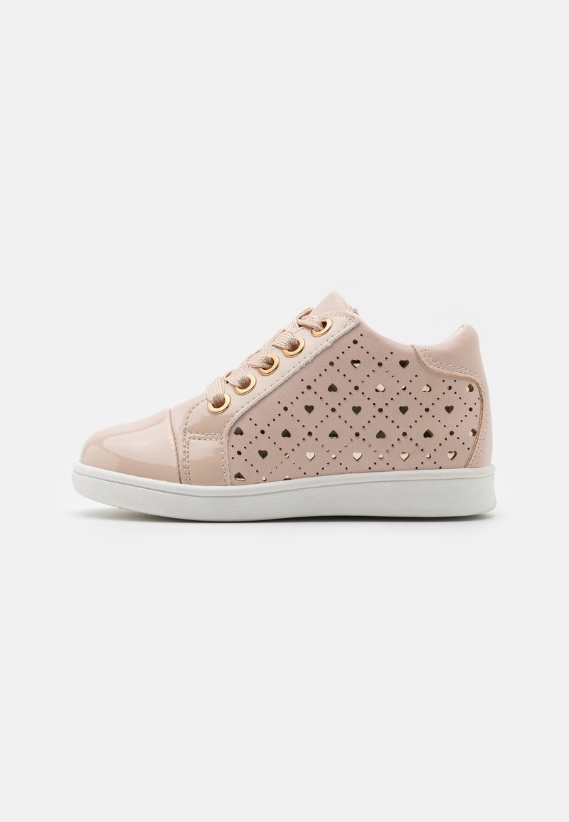 Friboo - High-top trainers - nude