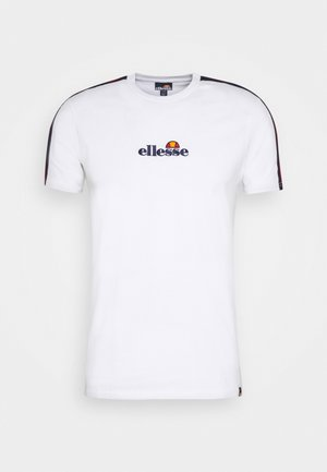 CARCANO - Camiseta estampada - white