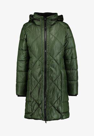 HARPER LONG - Villakangastakki - uniform green