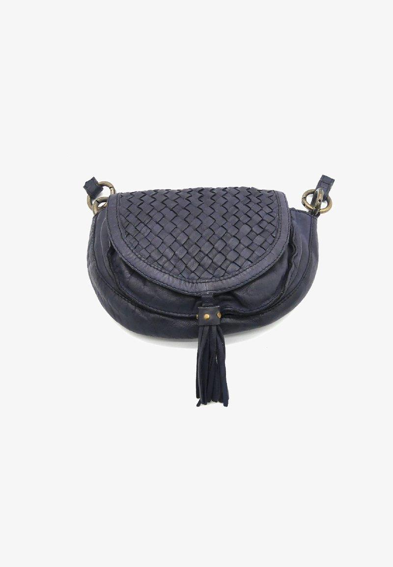 Taschendieb - Across body bag - nachtblau