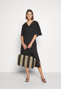ARKET - Denní šaty - black dark - 1