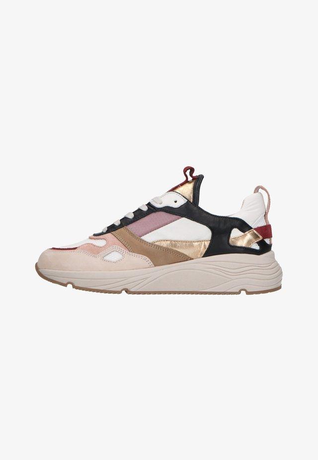 Sneakers laag - mehrfarbig