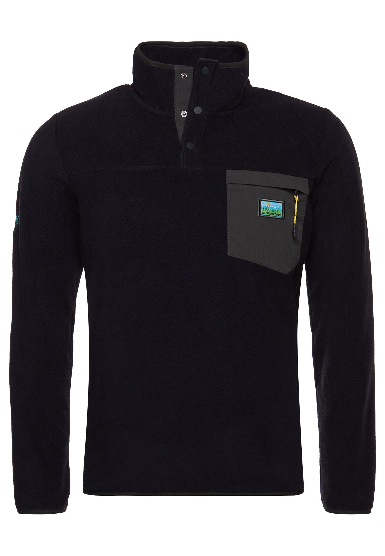Homme B TRAIL - Sweat polaire