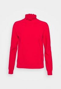 Jersey de punto - swinging red