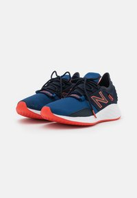 New Balance - ROAV LACES UNISEX - Neutral running shoes - blue - 1