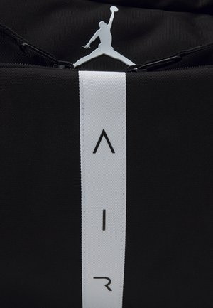 JAN AIR TRAIN DUFFLE BAG - Bolsa de deporte - black
