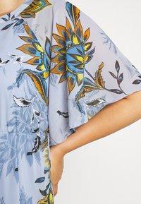 JUNAROSE - by VERO MODA - JRSHIRIAMIA SLEEVE DRESS  - Korte jurk - zen blue - 7