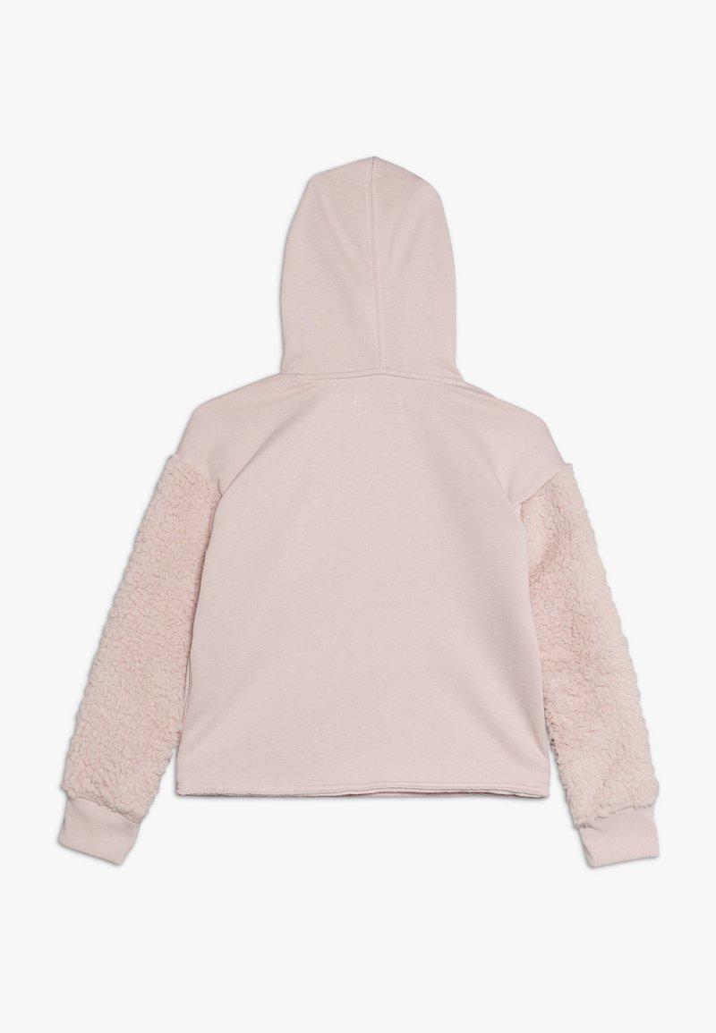 Abercrombie & Fitch - COZY SLEEVE  - Sweatshirt - pink