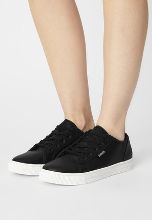 MALIBU BEACH - Sneakers laag - regular black