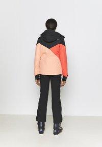 Brunotti - SHEERWATER WOMEN SNOWJACKET - Snowboard jacket - sienna - 2