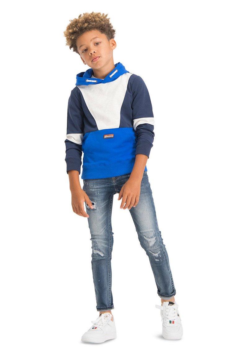 Vingino - ANZIO - Jeans Skinny Fit - mid blue wash