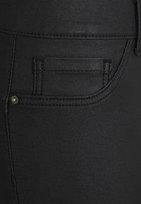 Pieces Curve - PCSHAPE UP PARO CURVE - Trousers - black - 6